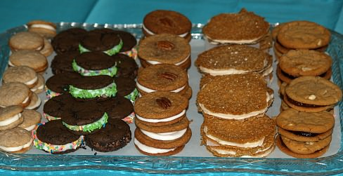 How to Make Sandwich Cookie Recipes