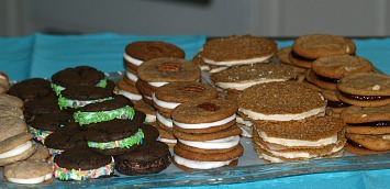 How to Make Sandwich Cookies Recipes