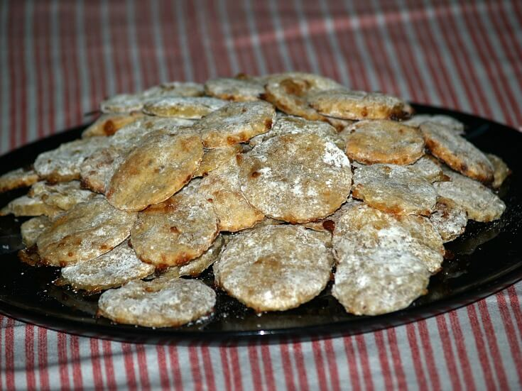 Grits Cheese Crackers Recipe