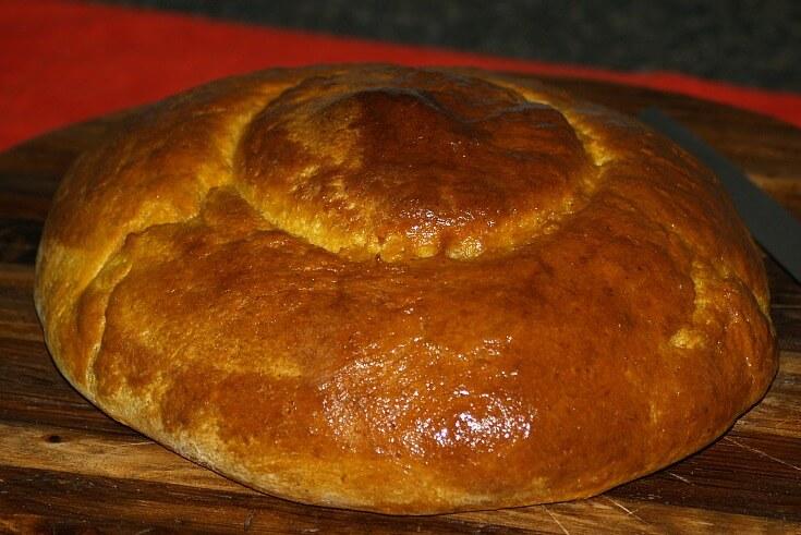 Yeast Pumpkin Bread Recipe