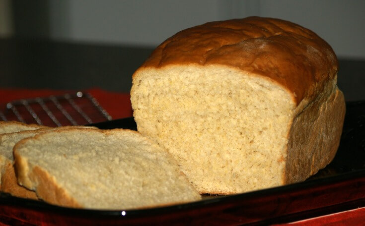 Buttercup Yeast Bread Recipe