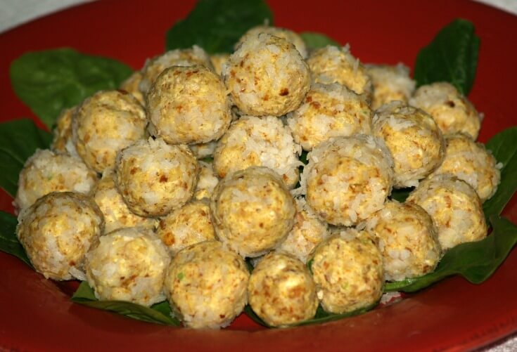 Indian Chicken Balls