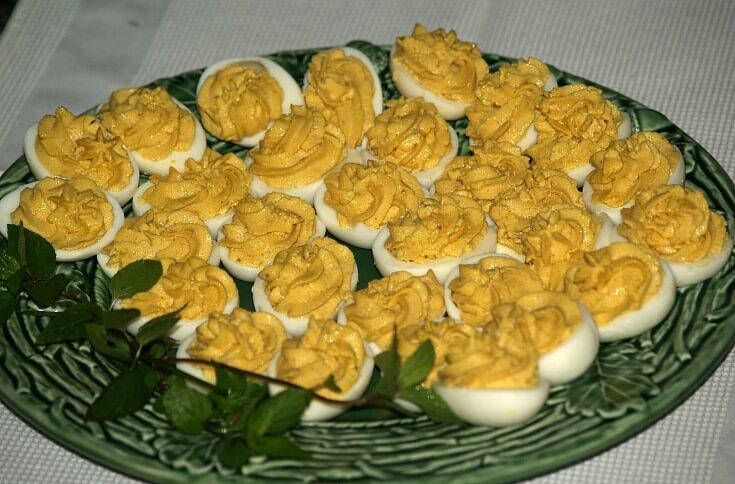 Irish Deviled Eggs Recipe