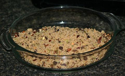 Irish Spiced Beef Mixture