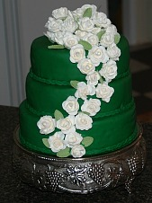 Irish Whiskey or Irish Wedding Cake