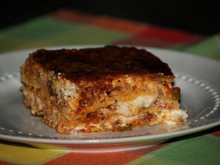 Italian Lasagna Recipe