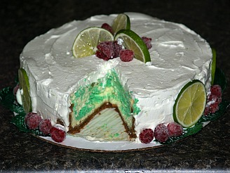 how to make key lime cheesecake recipe