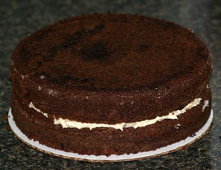 Dark Devils Food Cake Recipe