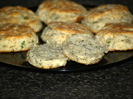 Herb Cheese Biscuits Recipe