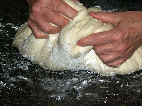 Knead to Stickiness