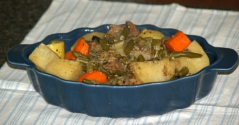How to Cook Lamb Stew