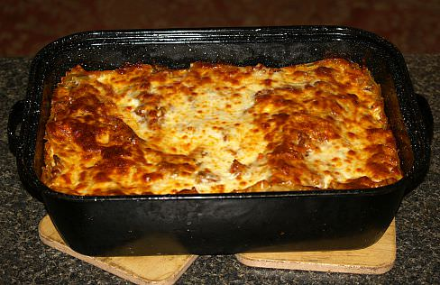 Lasagna for a Crowd