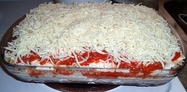 Mexican Lasagna Recipe