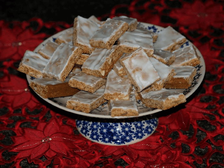 Lebkuchen Bar Cookies