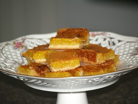 How to Make Lemon Bar Recipe