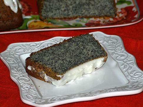 Lemon Yogurt Bread Piece