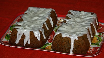 Lemon Yogurt Bread Recipe