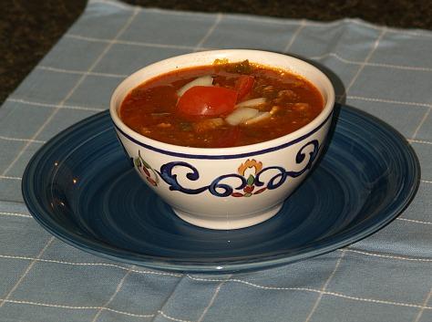How to Make Vegetarian Chili Recipe