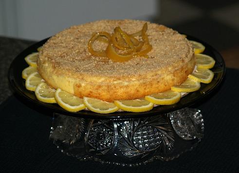 how to make plain cheesecake recipe