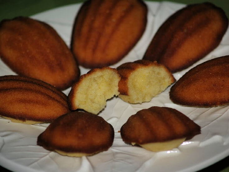 Madeleine Cookies Recipes