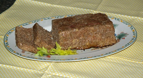 Ground Beef Meatloaf
