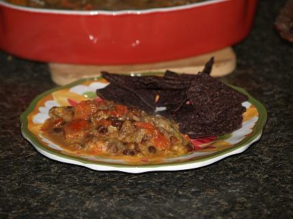 Mexican Cheese Dip Recipe