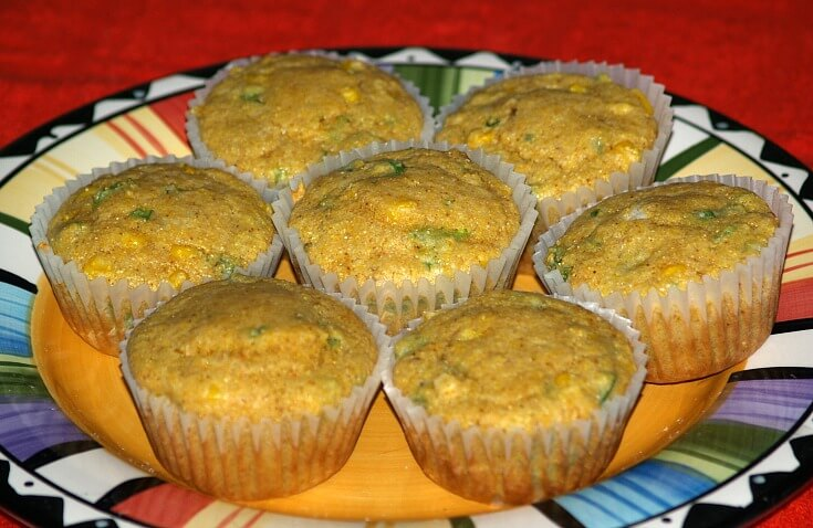 How to Make Corn Muffins