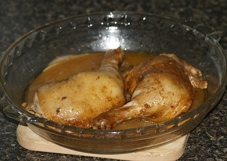 microwave chicken recipe