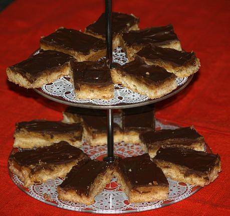 Millionaire Shortbread Cookie Recipe