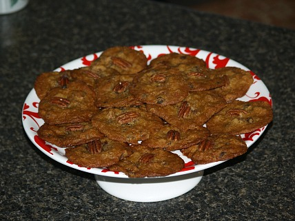 how to make mincemeat pecan cookies