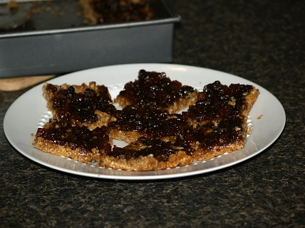 Mincemeat Squares Recipe