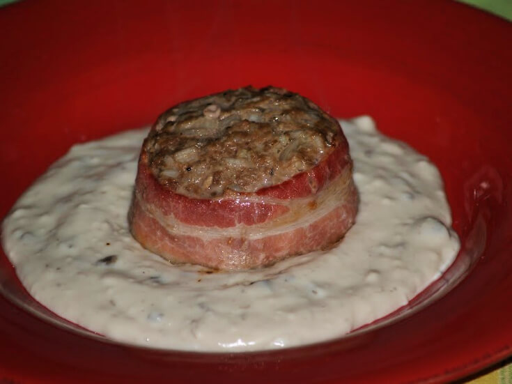 Mock Filet Mignon Recipe