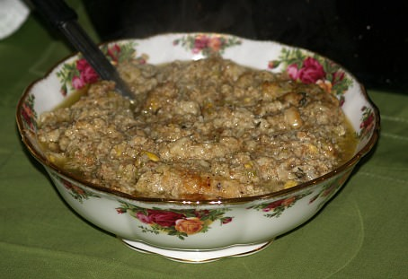 How to Make Turkey Stuffing Recipe