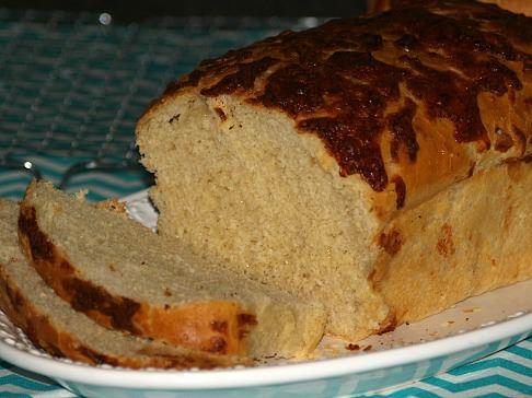 Mozzarella Cheese Bread Recipe