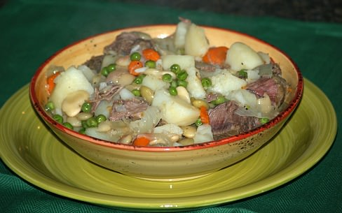 How to Make Mulligan Stew or Irish Stew with Lamb
