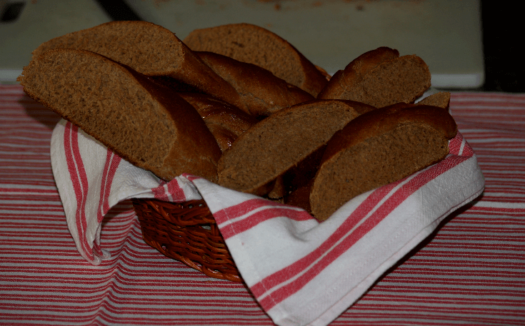 Multigrain Twist Loaves