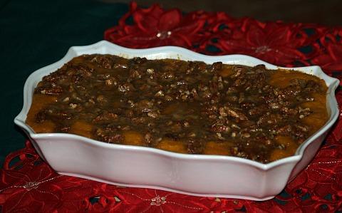 My Favorite Sweet Potato Souffle Recipe