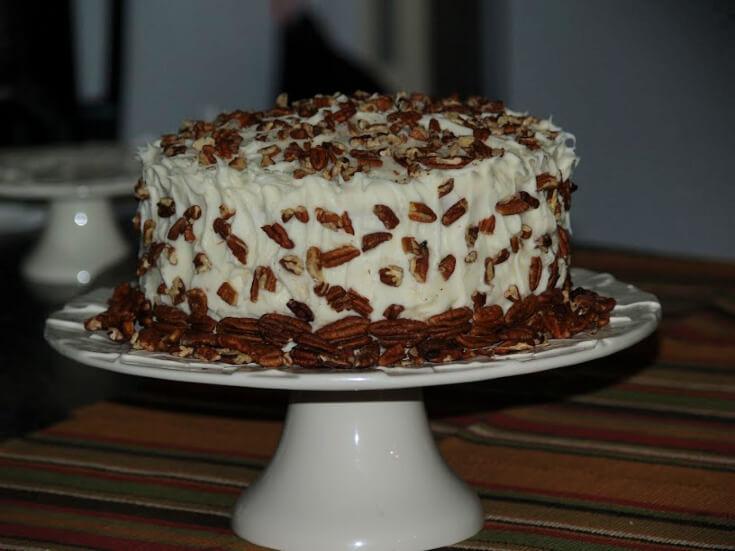 Nut Cake Recipes