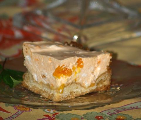 Orange No Bake Cheesecake Recipe