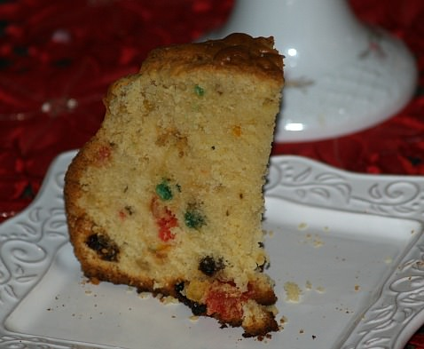Panettone from Milan Baked in a Bag