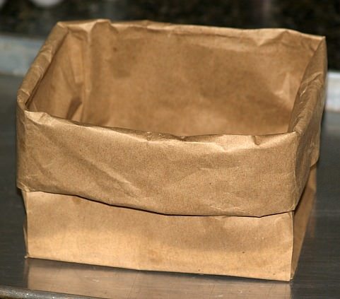 Bag Mold for Panettone