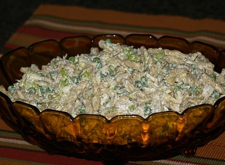 Dilly Pasta Salad Recipe