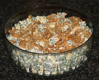 How to Make Pea Salad Recipe