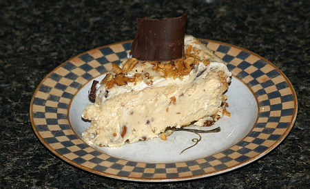how to make peanut butter cheesecake recipe