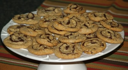 Peanut Butter Pinwheel Cookie Recipe