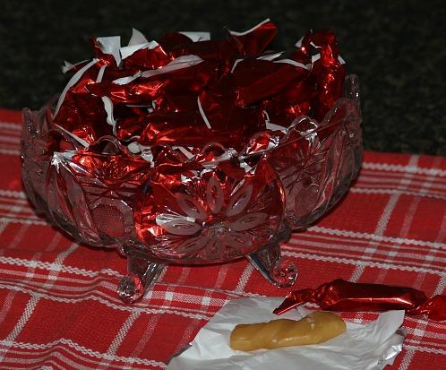 Peanut Butter Taffy Recipe