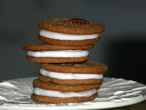Pecan Maple Cookie Recipe