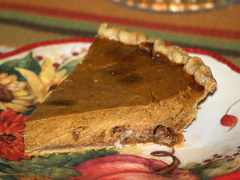 How to Make Pecan Pumpkin Pie Recipe