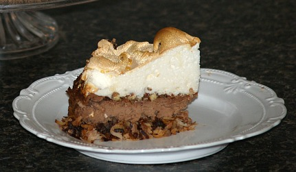 cocoa cheesecake recipe