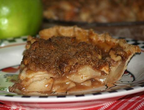 Dutch Apple Pie Piece